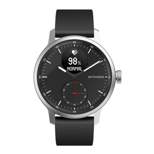 Withings Scanwatch 42mm tartozékok
